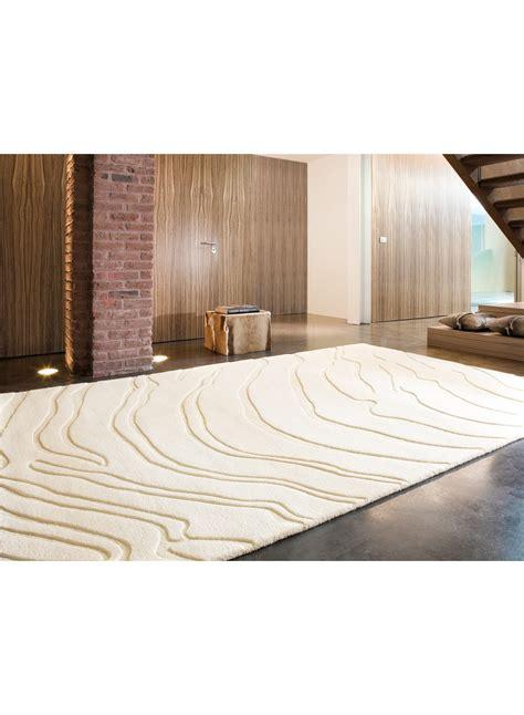 tapis grand tapis salon decoratif create  blanc de la