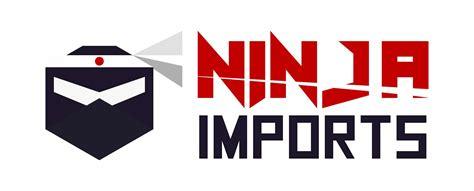 project showcase ninja imports logo design recal media
