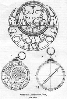 astronomie arabe wikipedia