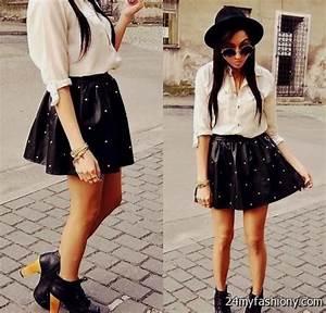 Black dress outfit ideas tumblr 2016-2017   B2B Fashion