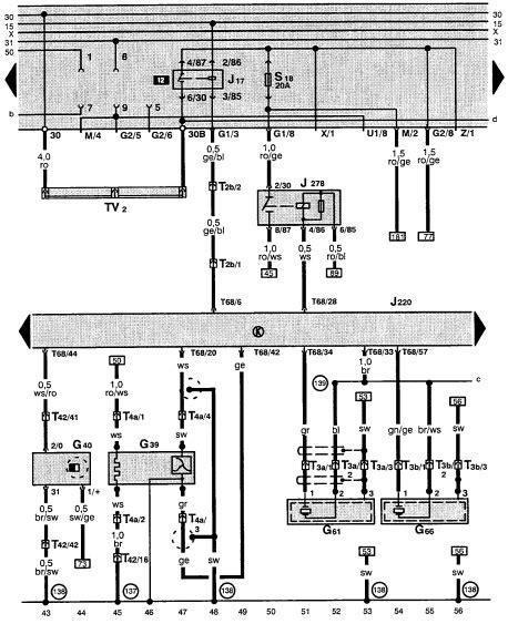 Golf Wiring Diagrams Circuit Diagram