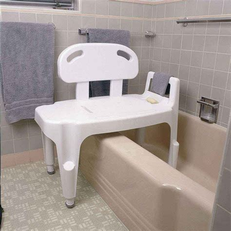 standard bath transfer bench nrs healthcare