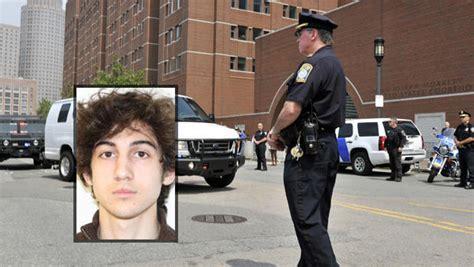 Boston bombing suspect Dzhokhar Tsarnaev pleads not guilty ...