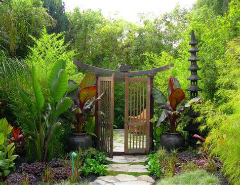 Japanischer Garten Tor by Gartentor Selber Bauen Im Japanischen Stil Z 228 Une