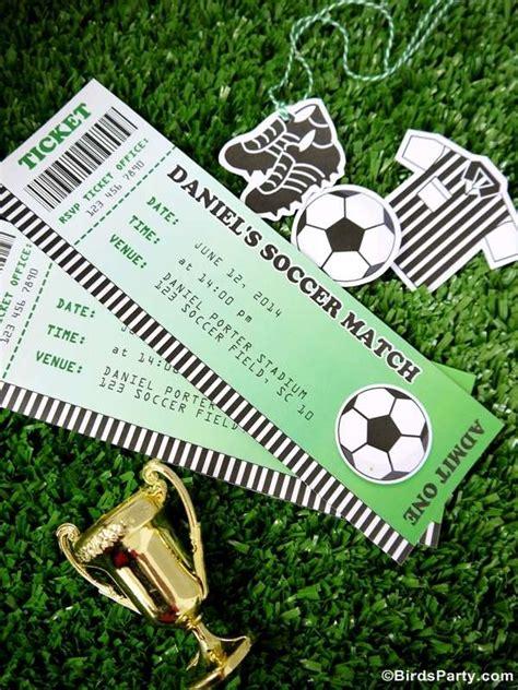 Baby Shower Giraffe Ideas by Soccer Football F 250 Tbol Birthday Party Ideas Photo 7 Of