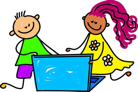 Computer Clipart For Kids At Getdrawings.com