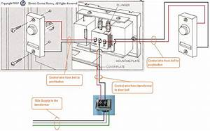 How Do You Wire Two Door Chimes And Two Door Bells Using
