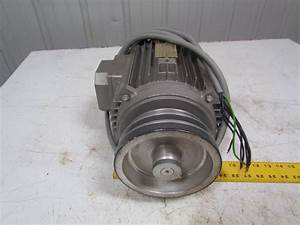 Seipee Robland Z320 Saw Repacement Electric Motor W  Brake