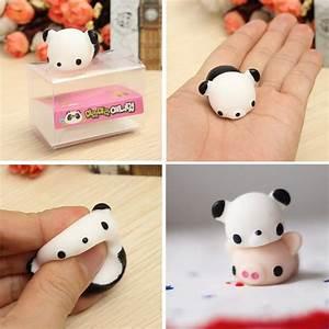 Mochi Bear Squishy Squeeze Cute Healing Toy 4*3*2 5cm