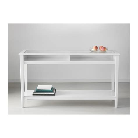 ikea sofa table white ikea console tables best furniture pieces for your