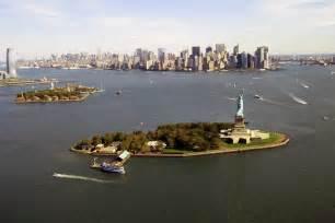 Statue of Liberty and Ellis Island New York