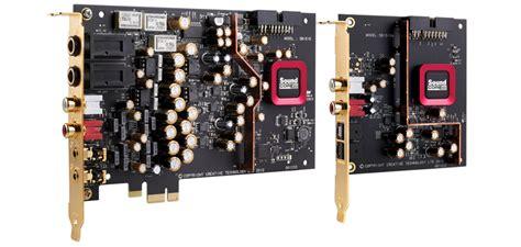 Scheda Audio Interna Professionale - creative sound blaster zxr scheda audio sonora interna