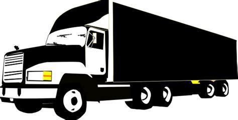 Semi Truck Clipart Semi Truck Mack Clip At Clker Vector Clip