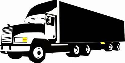 Trailer Clipart Tractor Truck Clip Advertisement