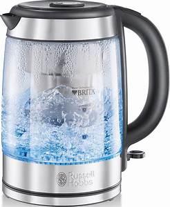 Schnellkochtopf 1 5 Liter : russell hobbs glas wasserkocher clarity 1 5 liter 2200 watt online kaufen otto ~ Watch28wear.com Haus und Dekorationen