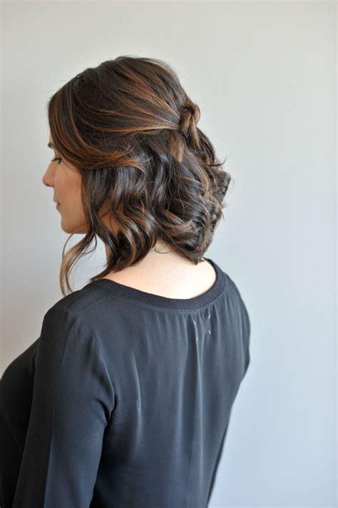 Half Updo Hairstyles Tutorial by Half Updo For Hair Hair Hair Styles Hair