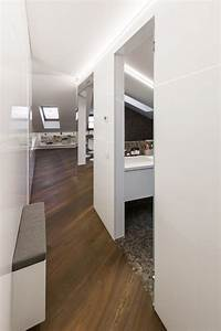 Modern, Attic, Apartment, With, Exciting, Design, And, Stunning, Views