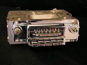 Original AM-FM Radio for 1965-1966 mustang - Ford Mustang Forum