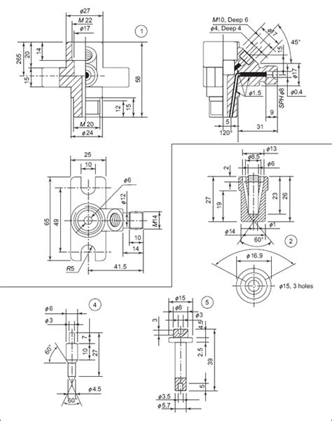 fuel injector machine drawing book