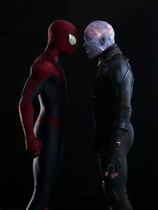 AMAZING SPIDER-MAN 2 - Full Body Shots of Spidey and ...