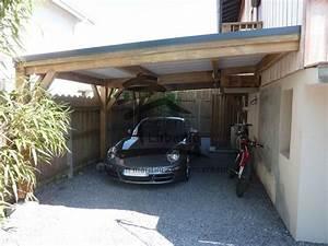 Faire Un Carport : carport en bois kit ~ Premium-room.com Idées de Décoration