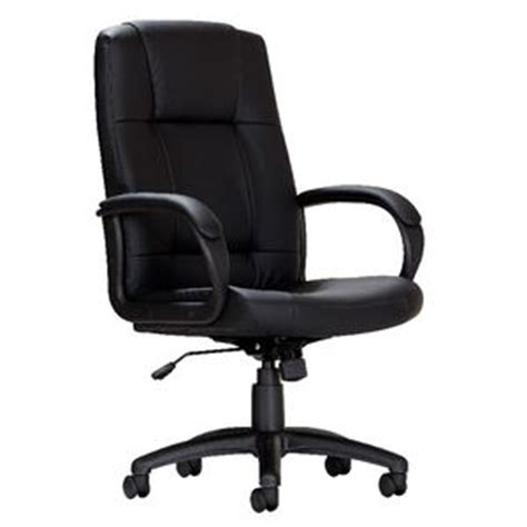 archer chair black officeworks