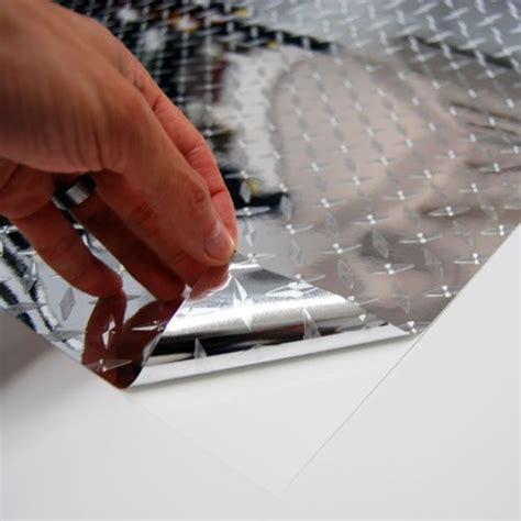 diamond plate film vinyl sheet roll simple curve wrap