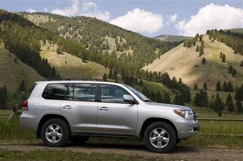 Toyota Land Cruiser Picture by 2010 Toyota Land Cruiser Conceptcarz