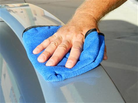 How To Remove Wax From Microfiber by Microfiber Wax Removal Towel Buffing Cloth