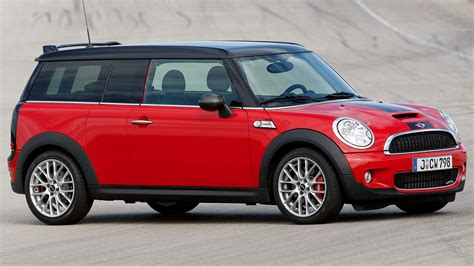 Mini Cooper Clubman Backgrounds by Mini Cooper Works Clubman 2008 Wallpapers And Hd
