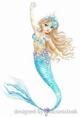 mermaid beitrag zum gewinnspiel im august