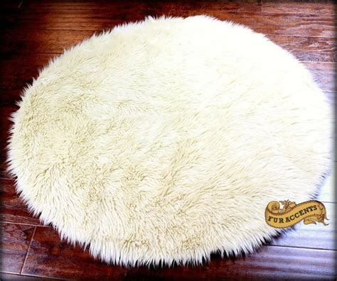 faux fur rug cheap clearance faux fur area rug white by