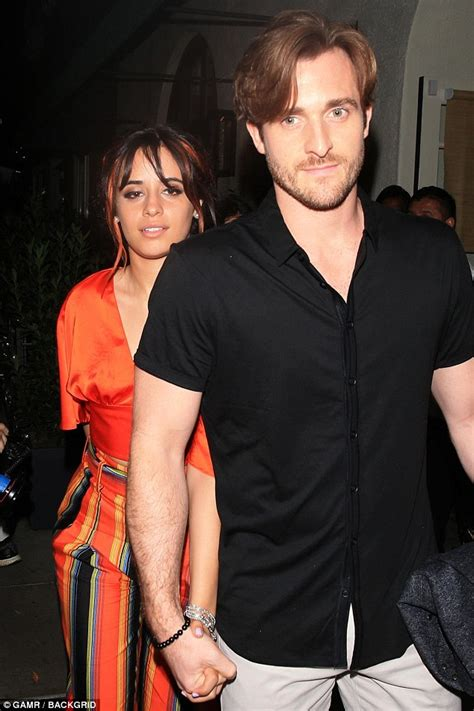 Camila Cabello Steps Out With Hunky Boyfriend Matthew