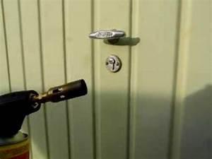 Schlüssel Im Schloss Abgebrochen : garagen rundzylinder ohne schl ssel neue schie ung vide doovi ~ Yasmunasinghe.com Haus und Dekorationen