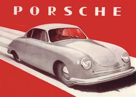first porsche car after the winds of war porsche 39 s early days part 2