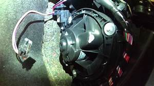 Blower Motor Replacement 2012 Chevrolet Impala Ls 2004