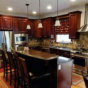 remodeling kitchen on a bud 958