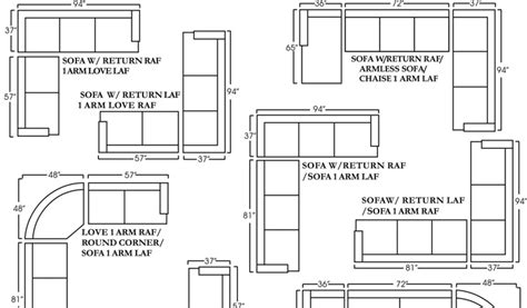 how to measure a sofa sectional sofa design best sectional sofa dimensions