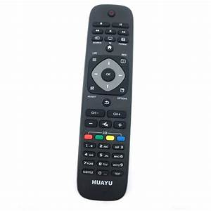 Replacement Remote Control For Philips Led Tv 39pfl3708