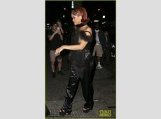 Rihanna Exposes Her Nipples in Completely Sheer Met Gala