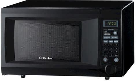 Criterion® 11 Cu Ft Black Microwave At Menards®