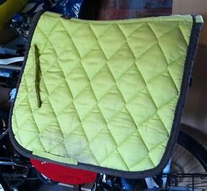 a vendre tapis de selle vert affaire chval laura With tapis à vendre