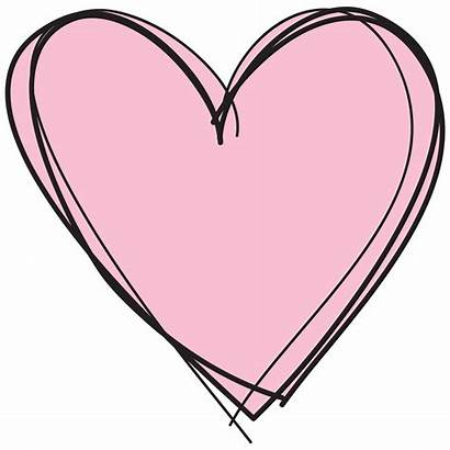 Heart Clipart Pink Letters Getdrawings Cliparts