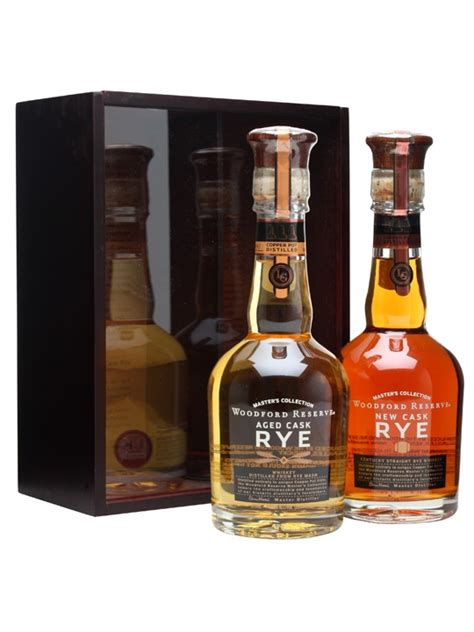 woodford reserve masters collection rye  whisky