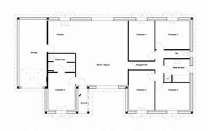 plan maison 1 chambre 50 plans gratuit en 3d et de maison With plan maison 1 chambre