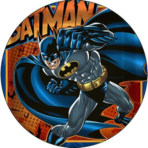 batman cake icing image  party started
