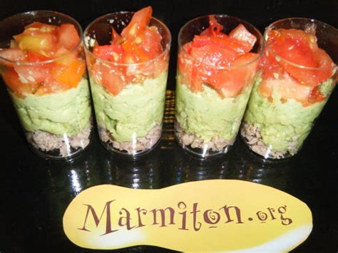 marmiton cuisine rapide photo 7 de recette verrine à l 39 avocat facile et rapide