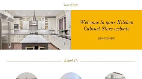 kitchen cabinet store kitchen cabinet store website templates godaddy