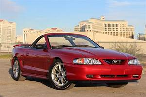 1998 FORD MUSTANG GT CONVERTIBLE201689