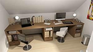 Agencement De Boysere : dk3d espace 3d agencement bureau architecture int rieure ~ Premium-room.com Idées de Décoration
